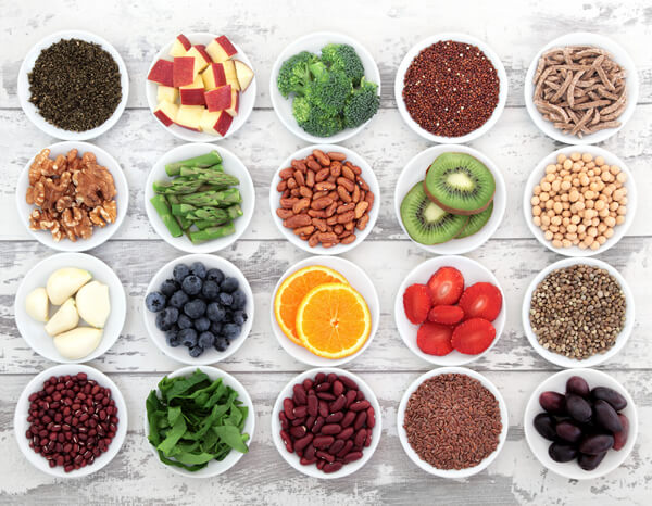 Cibi antiossidanti: dove trovarli e quali sono i loro benefici