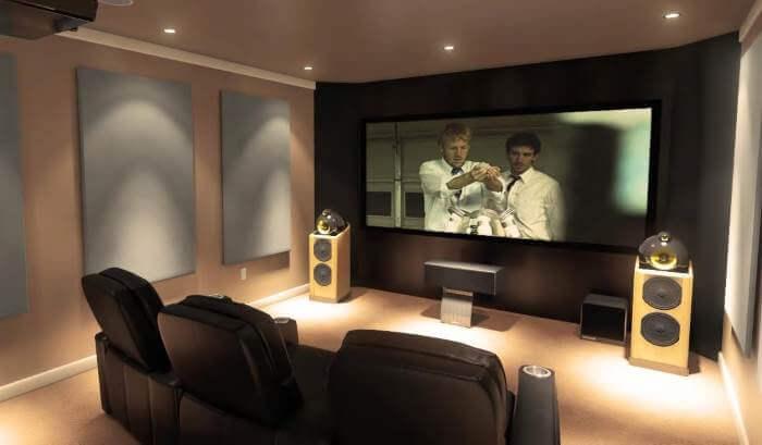 Home cinema: da cosa è composto e quanto costa