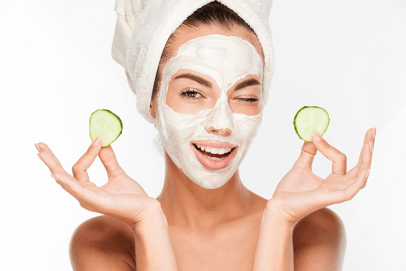 Maschera per il viso: per una pulizia profonda ed una pelle perfetta