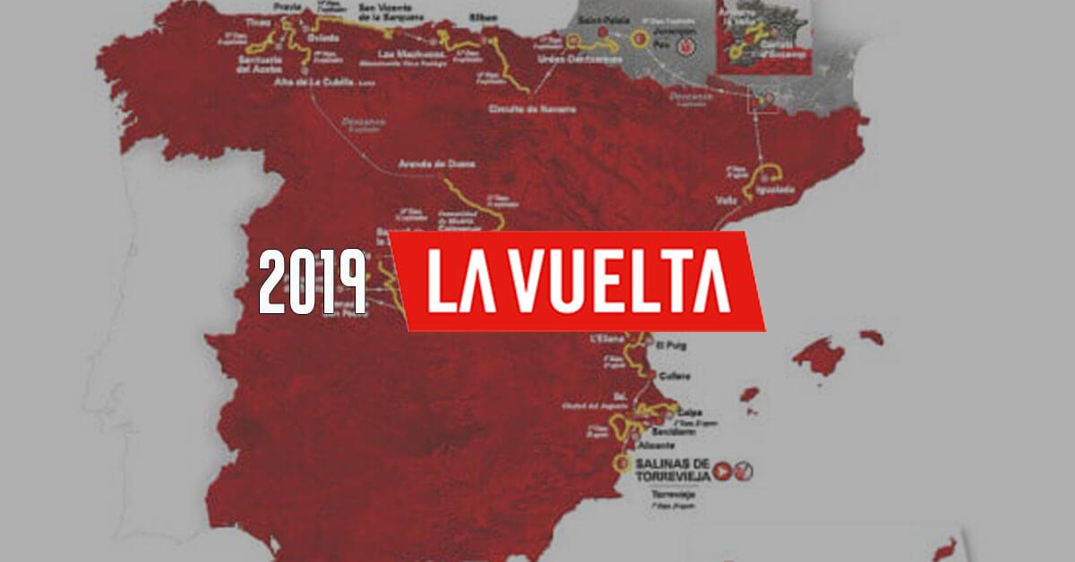 Giro di Spagna: quando comincia e tutto ciò che c'è da sapere