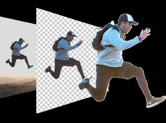 Background remover: come rimuovere lo sfondo dalle foto