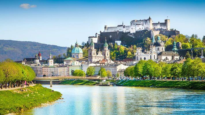 Cosa vedere a Salisburgo, le info necessarie per visitare la città