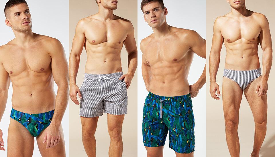 Costumi uomo, quale scegliere per essere alla moda nell'estate 2020
