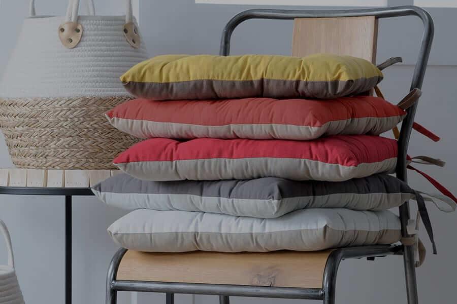 Cuscini per sedie, i modelli più adatti per la tua cucina