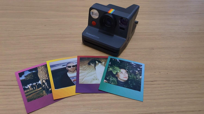 Polaroid, come realizzare foto con la macchina istantanea