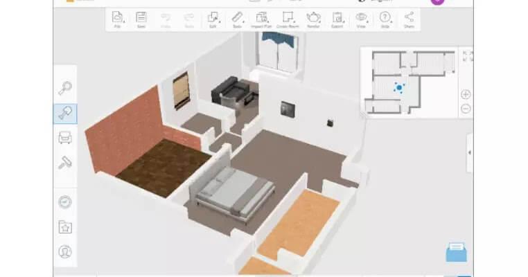 Come fare per arredare e progettare casa online in 3D
